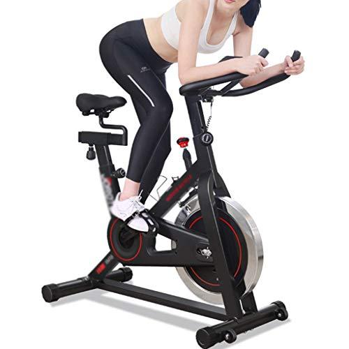 DSHUJC Bicicletas estáticas Cardio Trainer Bicicleta girato