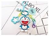 Dpsyszd Llavero Doraemon Coche Lindo Regalo Creativo Palomit