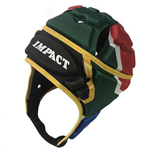 IMPACT (インパクト) ラグビーヘッドキャップ スプリングボクス (S)