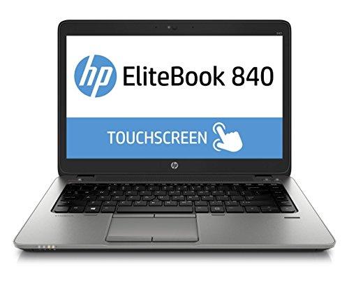 HP ELITEBOOK 840 G3 14in Touchscreen LAPTOP INTEL CORE i5-6200U 6th GEN 2.30GHZ WEBCAM 16GB RAM 256GB SSD WINDOWS 10 PRO 64BIT (Renewed)