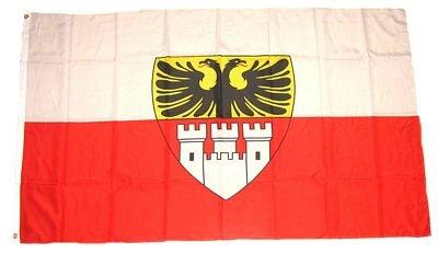 Fahne / Flagge Duisburg NEU 90 x 150 cm Flaggen