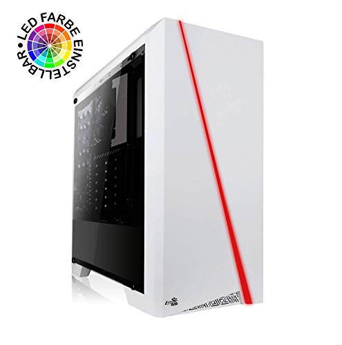 Memory Gaming PC AMD Ryzen 5 3600 6X 4.2 GHz, AMD RX 570 8GB, 32 GB DDR4, 480GB SSD + 1000 GB HDD, Windows 10 Pro 64bit
