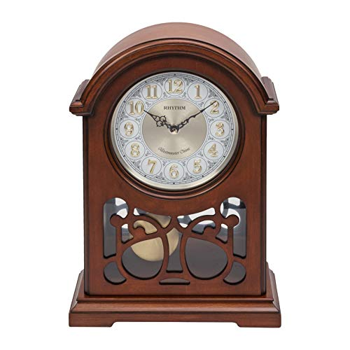 Diww Holz-Pendeluhr Westminster Chime & Melodien