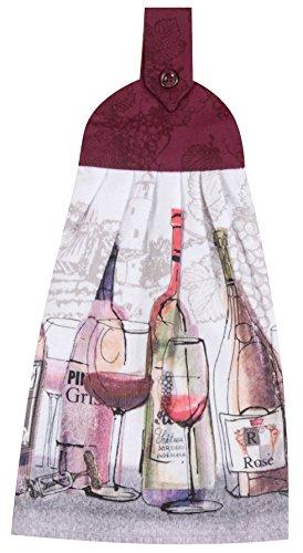 Kay Dee Designs Choice – Toalla para Corbata de Vino