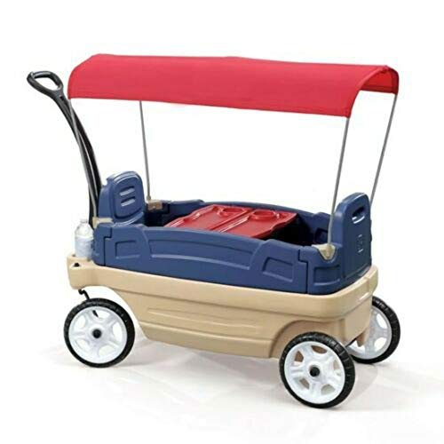 Amazing Deal Whisper Ride Touring Wagon - Kids Wagon with Canopy | AKUnlimited
