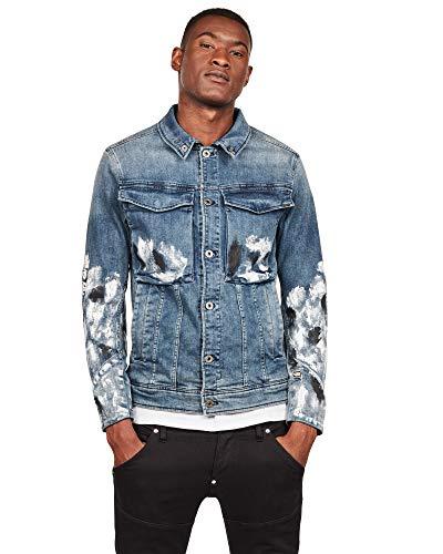 G-Star RAW(ジースターロゥ) Vodan Slim Jacket メンズ デニム ジャケット スリム ストレッチ 日本限定