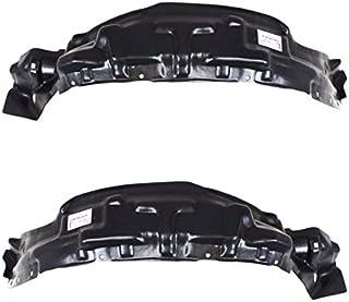 TO1248110 5387604041 Parts N Go 1995-2000 Tacoma Front Driver Side Fender Liner Splash Shield