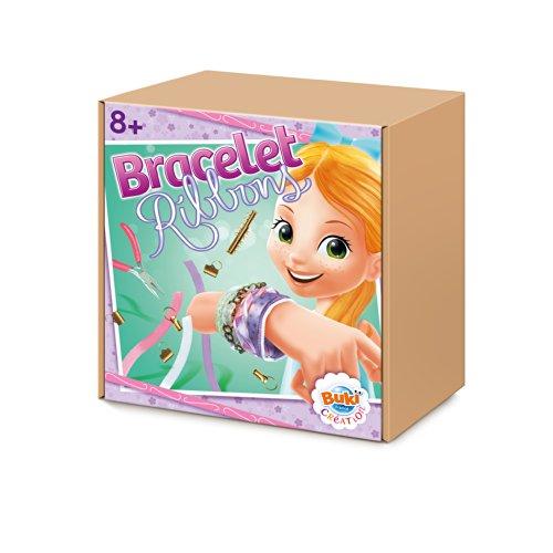 Buki - 5103 - Kit De Loisirs Créatifs - Bracelet Ribbons
