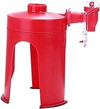 Distributeur de boissons gazeuses à pression manuelle Distributeur de soda Mini bouteille à l'envers Coke potable Machine ...