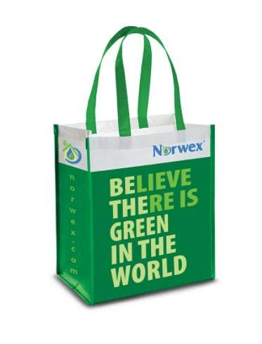 Norwex Reuseable Grocery Bag with BacLock