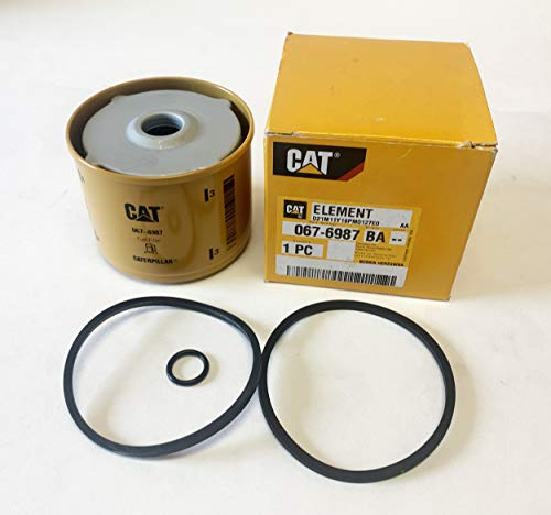 Caterpillar Fuel Filter, 067-6987, Fuel Filter KIT