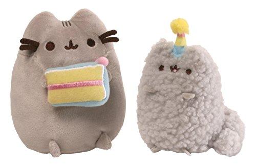 GUND 4059126 'Pusheen Birthday Set Soft Toy