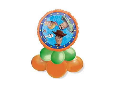 Irpot Foil Toy Story Centro de Mesa con Globos Kit FAI Da Te