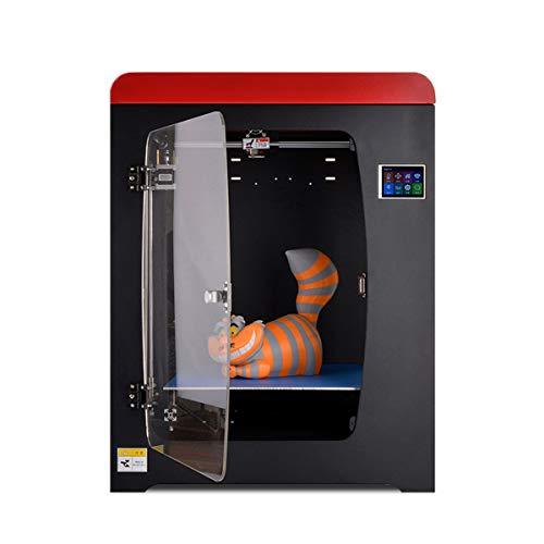 Knoijijuo Industriel Bureau de l'imprimante 3D de Grande Taille Haute précision FDM équipement à la Maison d'éducation de l'imprimante 3D