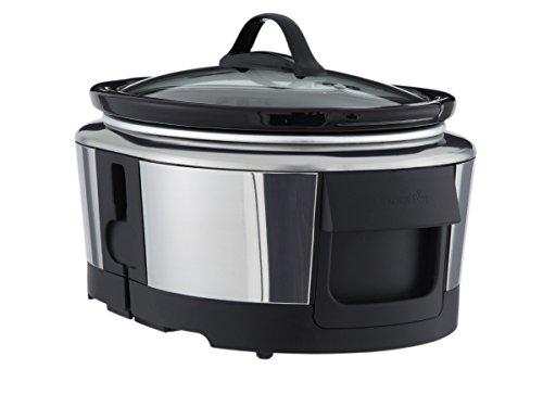 Product Image 19: Crock-Pot 6-Quart WeMo-Enabled Smart Slow Cooker, Stainless Steel