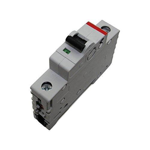 S201-C1.6 Overcurrent breaker 230VAC Inom1.6A Poles no1 Mounting DIN ABB