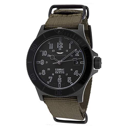 (グリシン) Glycine combat GL0084 男性用 自動巻き 時計 [並行輸入品]