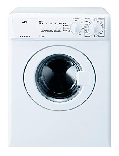 AEG L5CB30330 / Kompakte Waschmaschine mit nur 670 mm Höhe / 3,0 kg