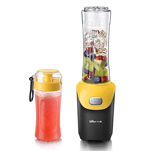 Great Deal! MYZ Mini Juicers, Portable Juicer Machine Rapid Electric Juicer Materials Free with Sili...