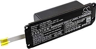 TECHTEK baterie ersätter 088772, för 088789, för 088796 kompatibel med [BOSE] Soundlink Mini 2 FBA