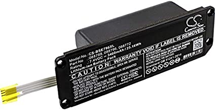 3400mAh Battery Replacement for Bose Soundlink Mini 2 088772 088789 088796
