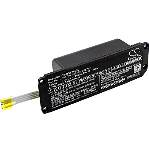 Battery Replacement for Bose Soundlink Mini 2 Part NO 088772, 088789, 088796