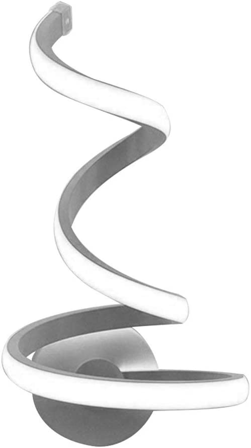 Max 51% OFF Wall Sconce Room Bedroom Wholesale Lamp Decor Arts LED Spiral M Light