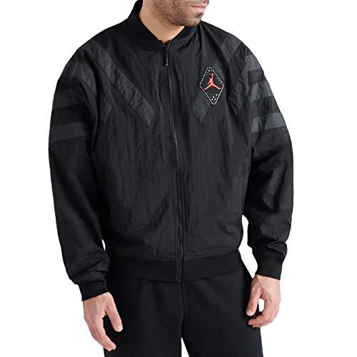 Nike SRT Legacy AJ6 Nylon Jacket BV5405-010 Size XL