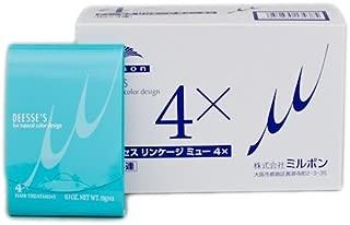 ミルボン ディーセス リンケージ ミュー 4X 業務用9g×4連×10入