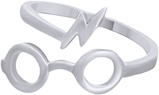 harry potter lightning bolt and glasses