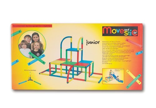 Moveandstic 875055 - Grundbaukasten Junior
