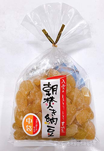 八雲製菓 240g朝焚き白花(巾着)12袋入