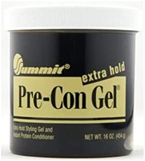 Summit Pre-Con Styling Gel-Extra Hold 16oz