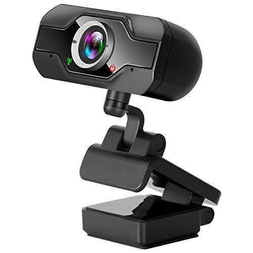Webカメラ ウェブカメラ 500万画素 自動光補正機能 マイク内臓 広角 会議用 Skype Zoom対応 PCカメラ 小型 軽量 在宅勤務 ビデオ会議 テレワーク用カメラ