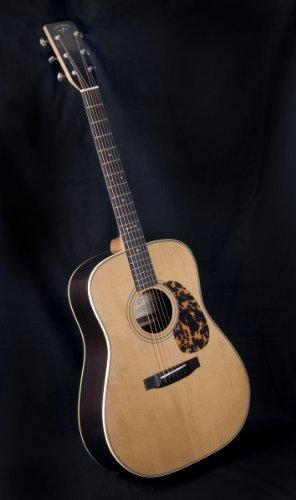 FURCH VINTAGE BLUE GRASS D33 SR + KOFFER Akustikgitarren Folk-Gitarren