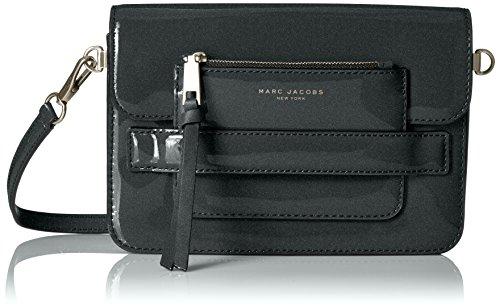 Marc Jacobs Damen Umhänge-Handtasche, Dunkles Silber, Einheitsgröße