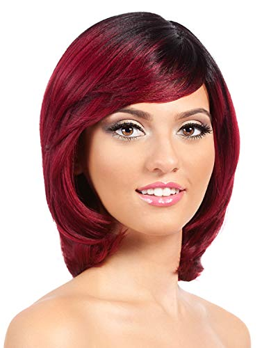 Orchid Synthetic Wig by It's a Wig in P4/30, Cap Size: Average, Length: Medium