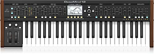Cheapest Prices! BEHRINGER DEEPMIND 12 (DEEPMIND12)