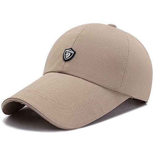 Xme Canvas Baseball Caps, Outdoor Freizeit Caps, Sonnenschutz und Shading Angel Caps