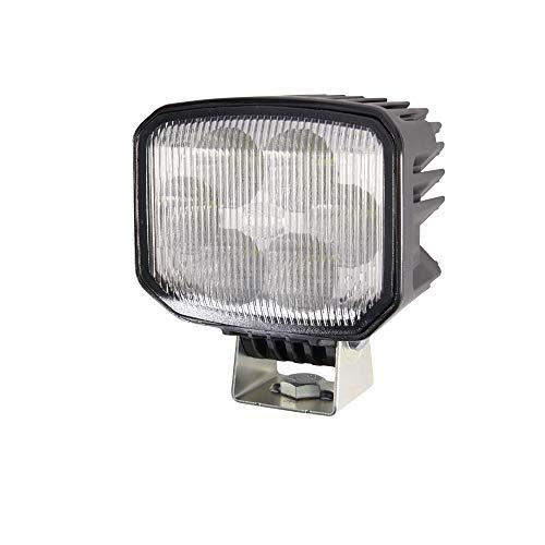 HELLA 1GA 996 188-501 LED-Arbeitsscheinwerfer - Power Beam 1000 Compact - 12/24V - 1000lm - Bügelbefestigung - hängend/stehend - Nahfeldausleuchtung