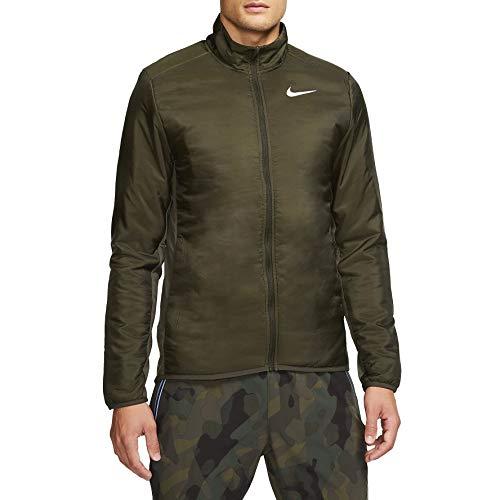 Nike Aerolayer Bv4874-355 - Chaqueta de running para hombre - Verde - Medium
