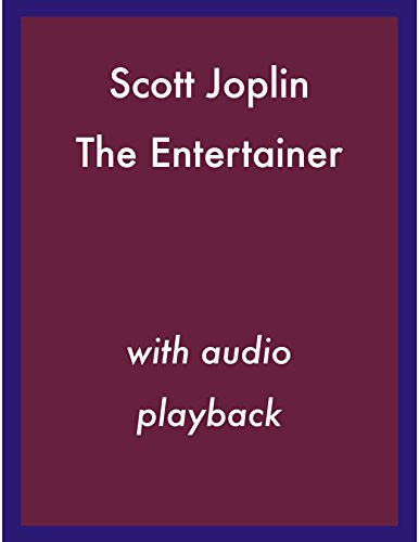 The Entertainer: with audio playback (English Edition)