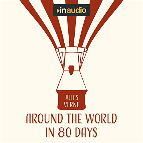 Page de couverture de Around the World in 80 Days