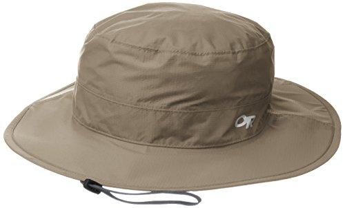 Outdoor Research Cloud Forest Rain Hat - Waterproof, Lightweight, Protective Gear Walnut