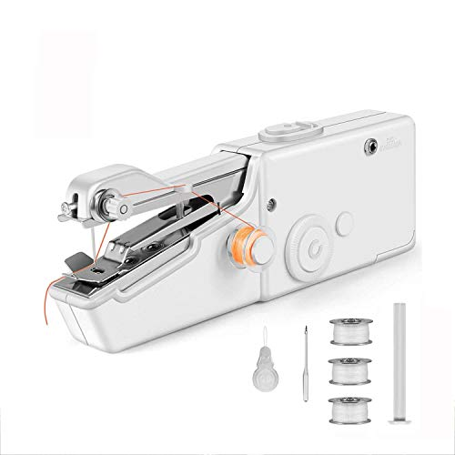 Mini Sewing Machine, Cordless Portable Electric Sewing Machine, Suitable...