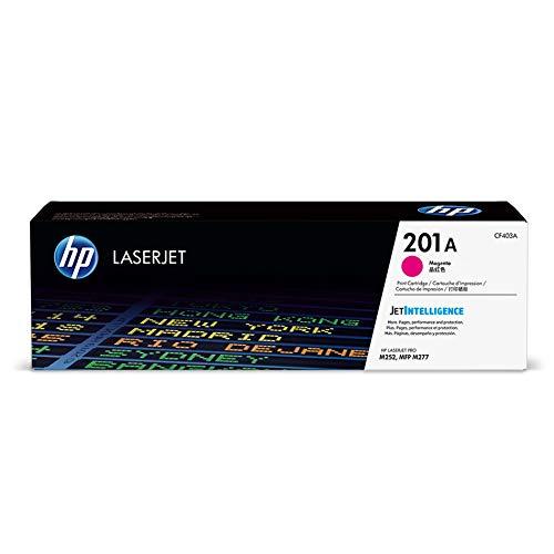 HP 201A Cartucho Laser, Color Magenta