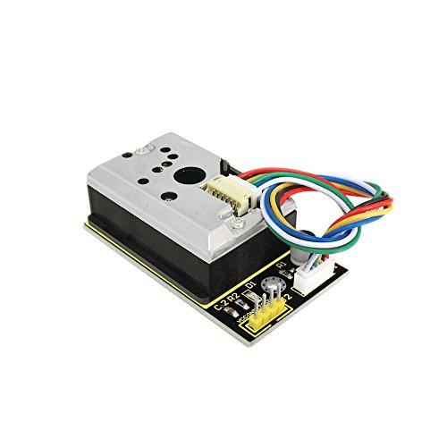 KEYESTUDIO Pm2.5 Staubsensor Pm2.5 Air Particle Monitor für Arduino Mega 2560 Controller R3 Nano Micro Pro Mini