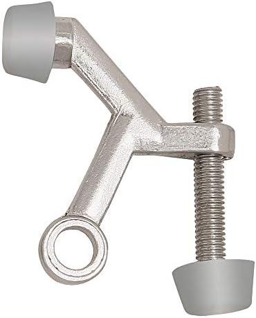 Design House Accessories 202390 Hinge Pin Door Stop Satin Nickel product image
