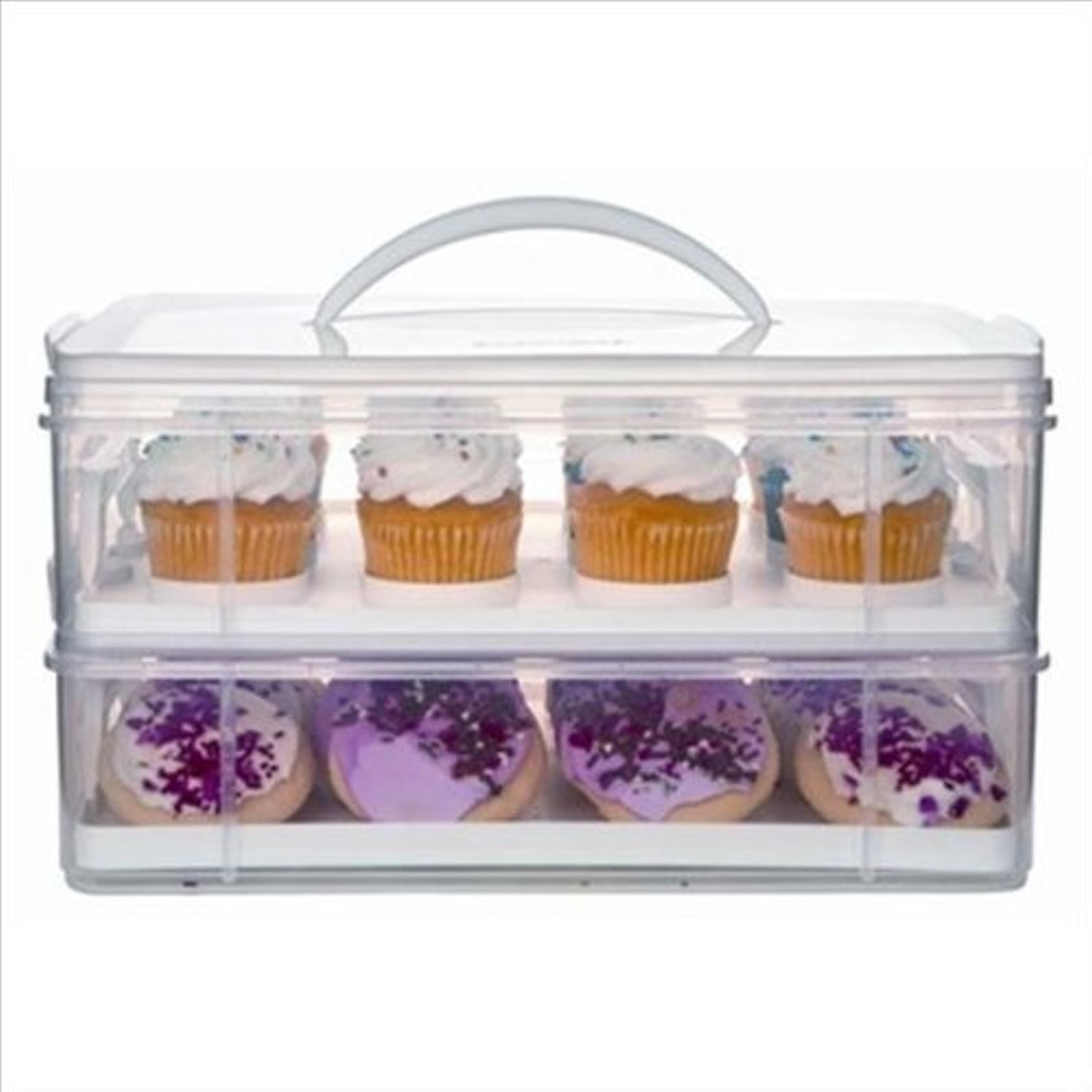 Snapware Snap 'N Stack Cookie and Cupcake voiturerier by FulfillHommest Force