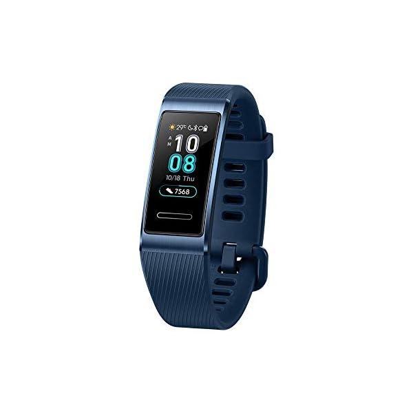 Huawei Band - Pulsera de Actividad, Pantalla Táctil, Monitor de Ritmo y Sueño, Sumergible 1